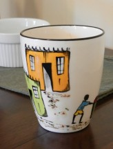 Cape-Town-mug, South-Africa, arts-and-crafts