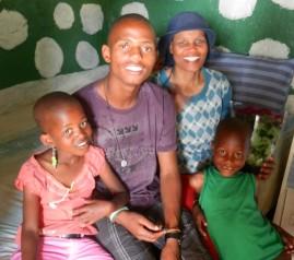 Mtuseni's Family