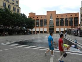 Sandton-Library-in-Nelson-Mandela-Square-Johannesburg