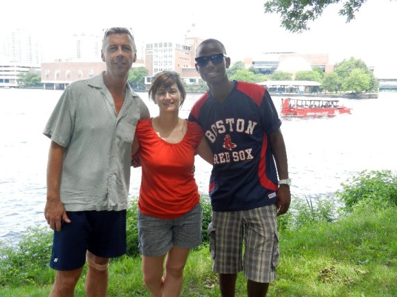Boston + Charles + biking + travel + duck boat