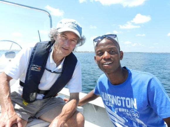 Boston + Newburyport + harbor + travel
