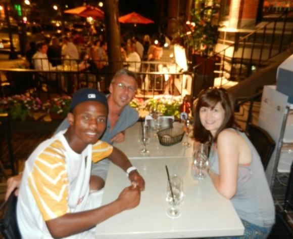 Boston + Newbury Street + tapas + cafes + travel