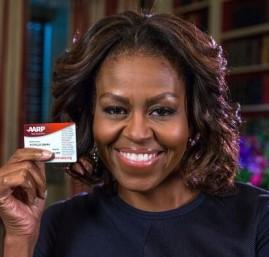 Michelle+Obama+birithday+AARP