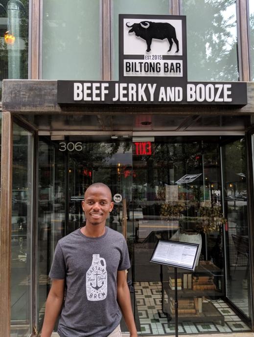 Biltong Bar in Atlanta