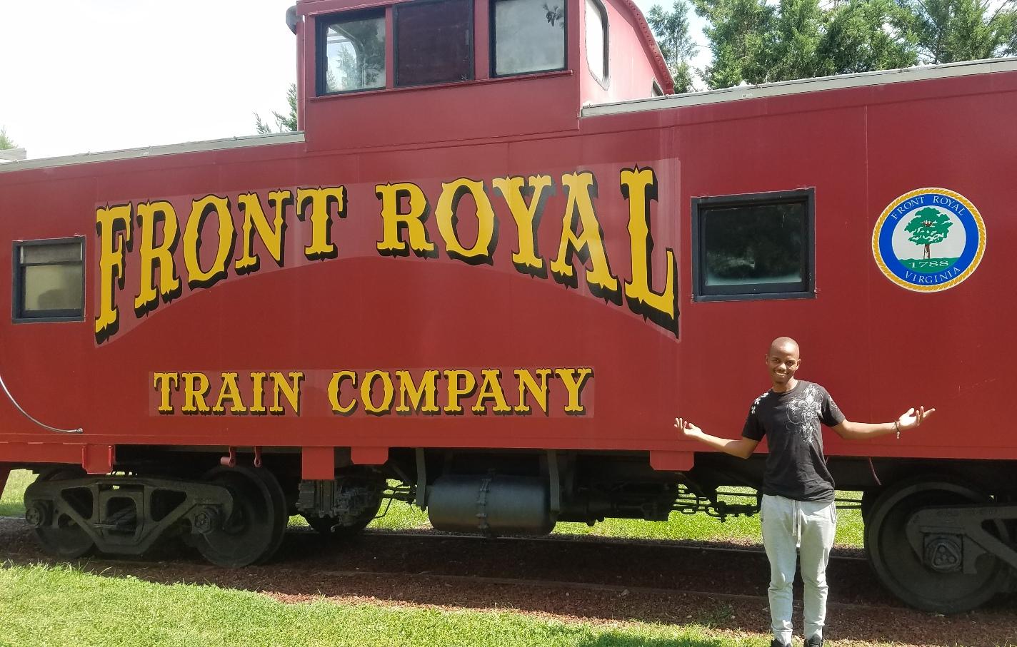 front royal train