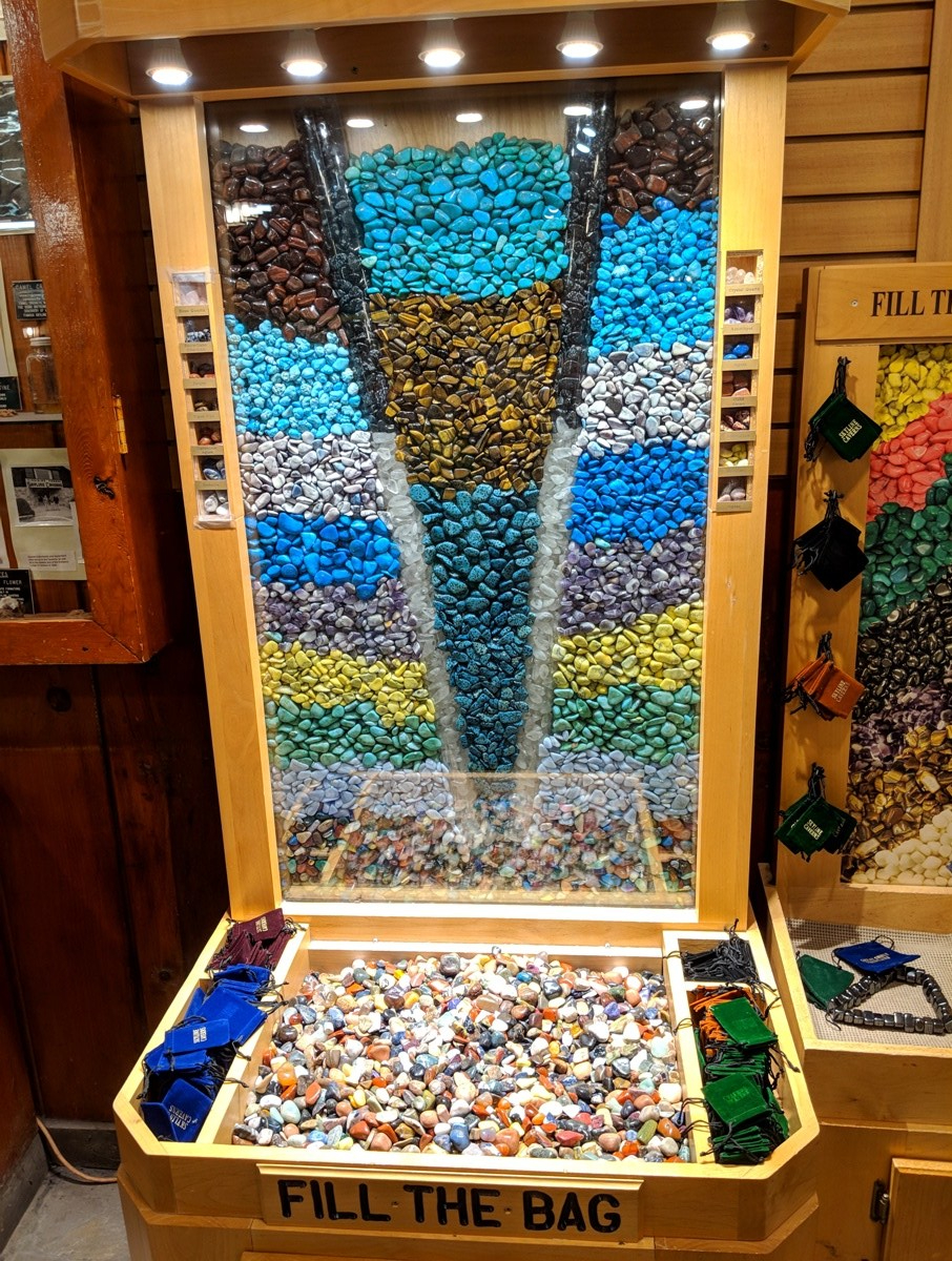 gift shop stones