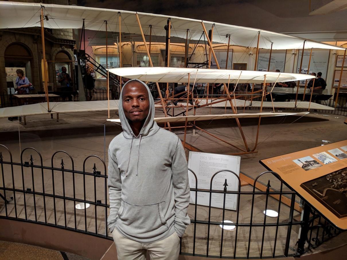 mtu wright bros plane