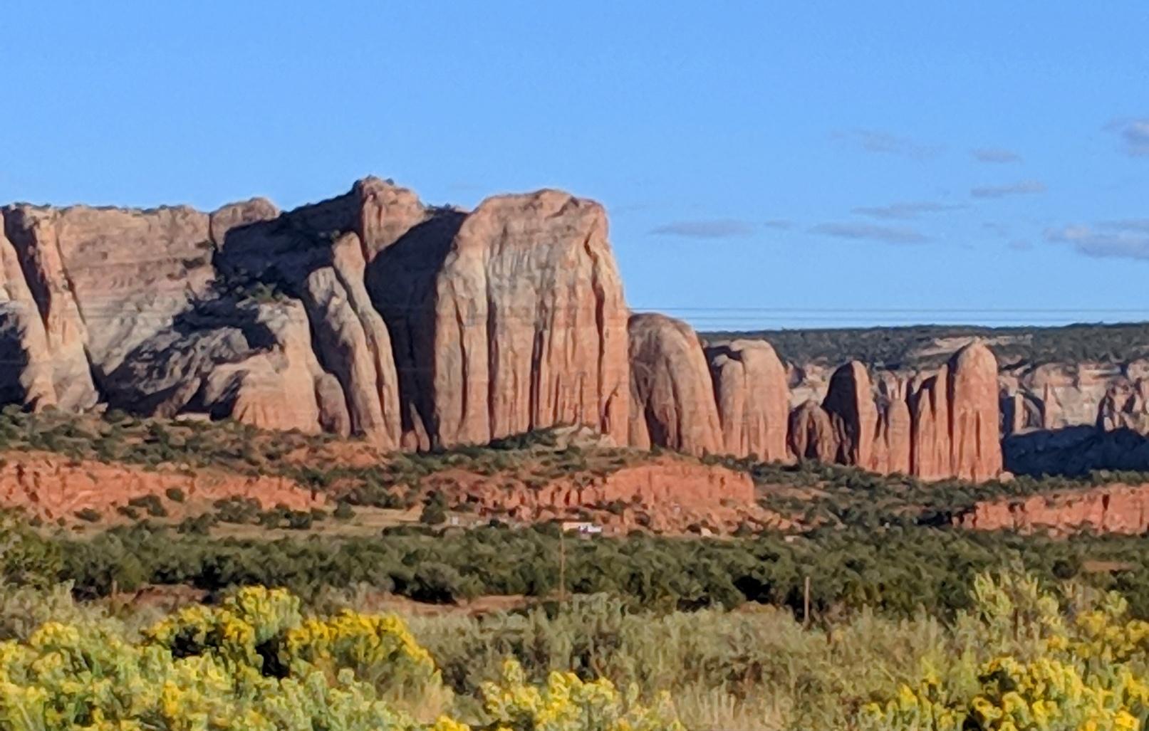 gallup cliffs