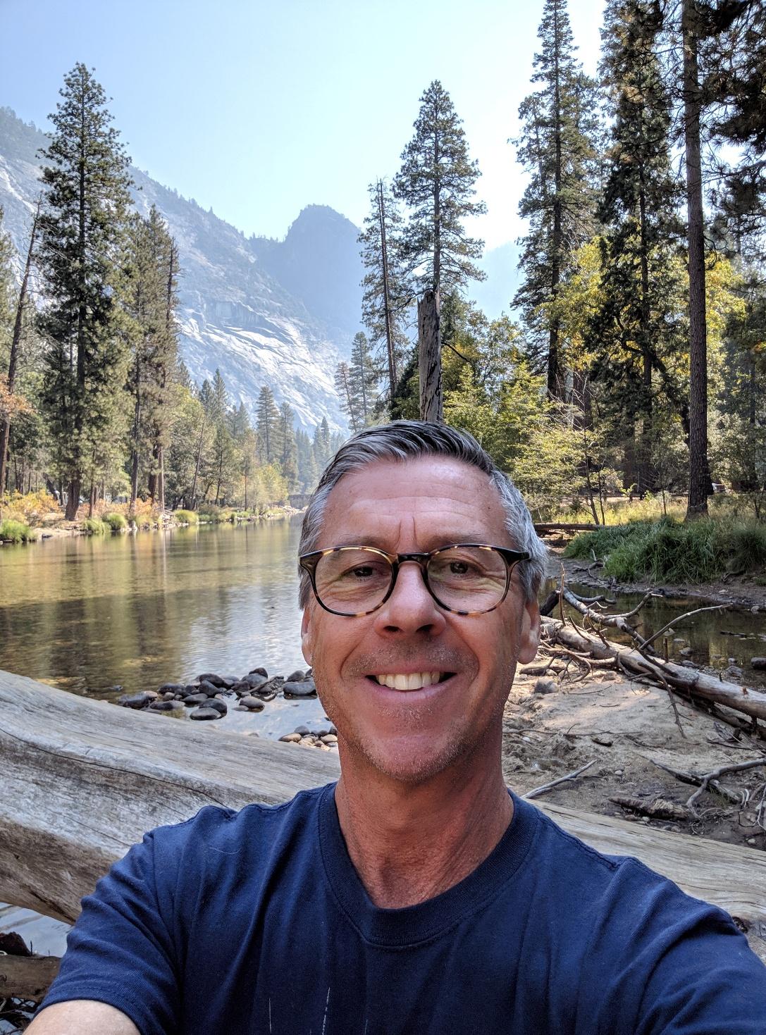 Yosemite Valley river