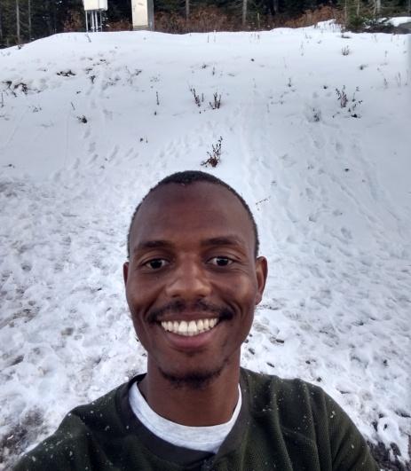 mtu snow portrait