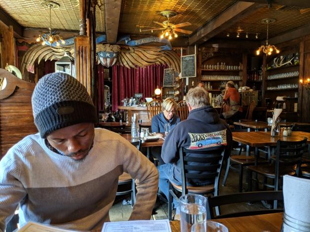 Mtu JH cafe
